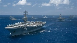 Mỹ hối thúc các đồng minh tăng cường hiện diện quân sự ở Biển Đông