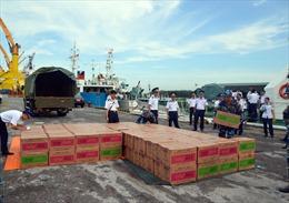 68 ngàn bao thuốc lá nhập lậu bị bắt giữ