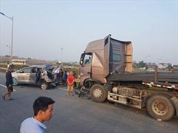 Kháng nghị Giám đốc thẩm vụ lùi xe trên cao tốc Hà Nội - Thái Nguyên