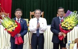 Thủ tướng phê chuẩn Quyết định bổ nhiệm nhân sự mới