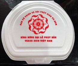 Đại tiệc đồ ăn chay phục vụ Đại lễ Vesak 2019