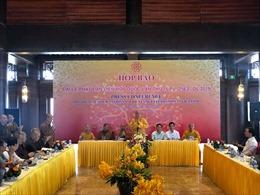 Đại lễ Phật Đản Liên hợp quốc - Vesak 2019: Thúc đẩy giao lưu, hợp tác quốc tế về tôn giáo