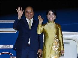 Thủ tướng Nguyễn Xuân Phúc kết thúc tốt đẹp chuyến tham dự Hội nghị Thượng đỉnh G20 và thăm Nhật Bản