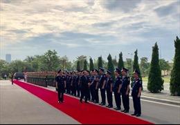 Thủ tướng Nguyễn Xuân Phúc thăm và làm việc với Bộ Tư lệnh Cảnh sát biển Việt Nam