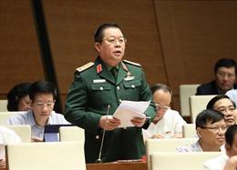 Thượng tướng Nguyễn Trọng Nghĩa: Bảo vệ chủ quyền biển đảo luôn được đặt lên hàng đầu