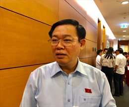 Phó Thủ tướng Vương Đình Huệ: 'Không ai gói bánh chưng bằng thịt gà'
