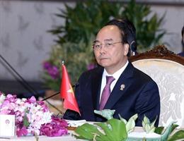 Thủ tướng Nguyễn Xuân Phúc chia buồn với các gia đình nạn nhân thiệt mạng tại Anh