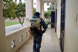 Bộ Tư lệnh Vùng Cảnh sát biển 1 chủ động phòng, chống dịch bệnh Corona