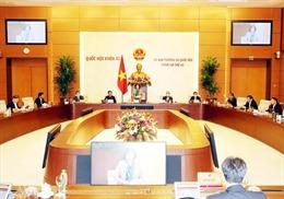 Quốc hội đánh giá cao công tác phòng chống dịch COVID-19 của Chính phủ