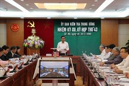 Đề nghị  Bộ Chính trị, Ban Bí thư xem xét kỷ luật ông Lê Thanh Hải, Lê Hoàng Quân