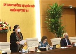 Nhất trí trình Quốc hội phê chuẩn 2 hiệp định thương mại và đầu tư với EU tại kỳ họp thứ 9