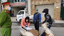 Thủ tướng yêu cầu xử lý nghiêm vi phạm liên quan đến phòng chống dịch COVID-19