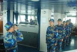 Khi nào thì cảnh sát biển được sử dụng vũ khí, vật liệu nổ và công cụ hỗ trợ?