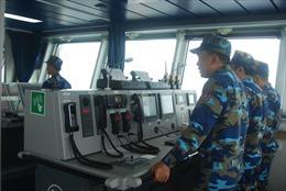 Những quy định Cảnh sát biển sử dụng phương tiện, thiết bị kỹ thuật nghiệp vụ