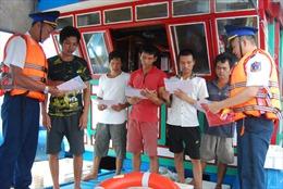 Bảy nhiệm vụ của Cảnh sát biển Việt Nam