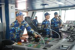 Nguyên tắc tổ chức và hoạt động của Cảnh sát biển Việt Nam