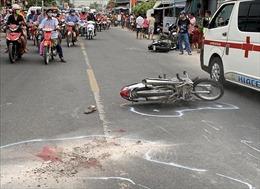 Đợt nghỉ lễ 30/4 và 1/5, toàn quốc xảy ra 133 vụ tai nạn giao thông, làm thương vong 155 người