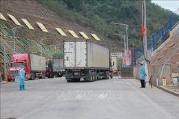 Cặp chợ biên giới Tân Thanh - Pò Chài thông quan trở lại từ khi nào?