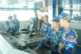 Trách nhiệm quản lý nhà nước đối với Cảnh sát biển Việt Nam