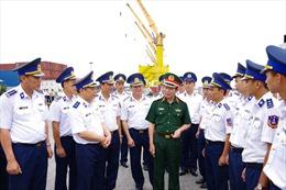 Cảnh sát biển coi trọng công tác giáo dục - đào tạo