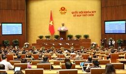 Nghị quyết Kỳ họp thứ 9, Quốc hội khóa XIV