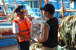 Cảnh sát biển đề ra nhiều giải pháp ngăn chặn tình trạng tàu cá vi phạm