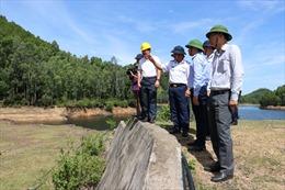 Gần 13.600 ha diện tích cây trồng của tỉnh Nghệ An bị hạn