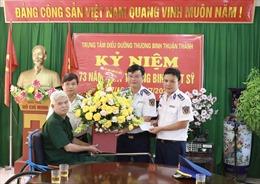 Cảnh sát biển tri ân các thương bệnh binh