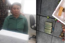 Cảnh sát biển và các lực lượng bắt giữ đối tượng tàng trữ, vận chuyển 9 bánh heroin