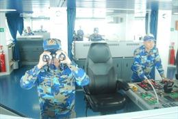 Tiếp tục xây dựng lực lượng Cảnh sát biển phát triển toàn diện
