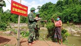 Bộ đội Biên phòng Quảng Bình đồng hành với nhân dân trong phòng, chống dịch