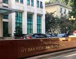 Ủy ban kiểm tra Tỉnh ủy Quảng Ngãi kỷ luật một loạt cán bộ