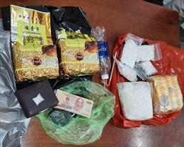 Cảnh sát biển triệt phá đường dây nhập lậu ma tuý về TP Hồ Chí Minh
