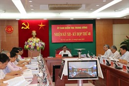 Đề nghị Ban Bí thư xem xét, thi hành kỷ luật khai trừ Đảng với 4 đảng viên thuộc Đảng bộ thành phố Đà Nẵng