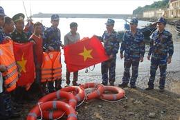 Cảnh sát biển với phong trào thi đua 'Dân vận khéo', xây dựng 'Đơn vị dân vận tốt'