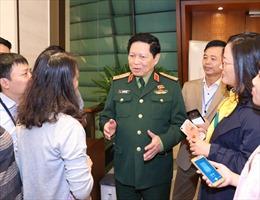 Bộ Quốc phòng tạo điều kiện tốt nhất để giải quyết chính sách hậu phương quân đội