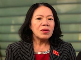 Chủ tịch Hội chữ thập đỏ Việt Nam: Ba nguyên tắc cứu trợ quốc tế phải tuân thủ