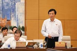 Kỳ họp thứ 10, Quốc hội sẽ phê chuẩn việc miễn nhiệm, bổ nhiệm một số bộ trưởng