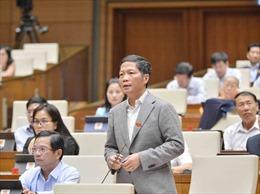 Đại biểu Quốc hội đề xuất những giải pháp quản lý thuỷ điện