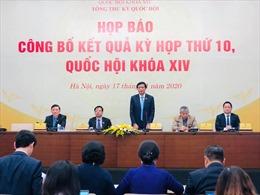 Quốc hội sẽ truy đến cùng việc thực hiện các Nghị quyết về chất vấn