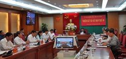 UBKT Trung ương đề nghị Bộ Chính trị xem xét, thi hành kỷ luật đối với đồng chí Nguyễn Văn Bình