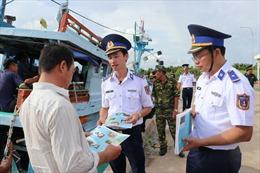 BTL Vùng Cảnh sát biển 4 sẵng sàng nhận và hoàn thành tốt mọi nhiệm vụ