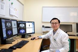 Bác sĩ trẻ đam mê với y học hạt nhân