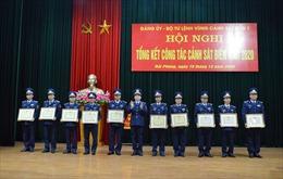 BTL Vùng Cảnh sát biển 1 làm tốt nhiệm vụ bảo vệ chủ quyền biển đảo