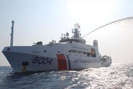 Xây dựng Cảnh sát biển 'tinh, gọn, mạnh' tiến thẳng lên hiện đại