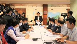 Bộ trưởng Nguyễn Thanh Long: Tập trung trang thiết bị y tế và nhân lực giúp các địa phương khống chế dịch COVID-19