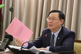 Xây dựng Hà Nội trở thành thành phố 'Xanh - thông minh - hiện đại'
