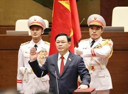 Toàn văn phát biểu của tân Chủ tịch Quốc hội Vương Đình Huệ