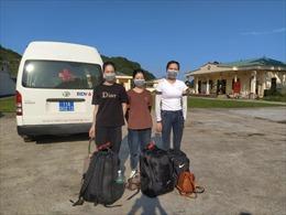 Ba người phụ nữ nhập cảnh trái phép vào Việt Nam qua Mốc 717 của Cao Bằng