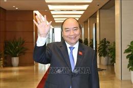 Đồng chí Nguyễn Xuân Phúc được Quốc hội bầu giữ chức Chủ tịch nước